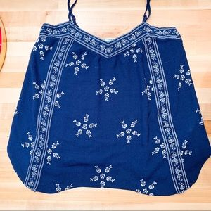 Blue Maurices Tank